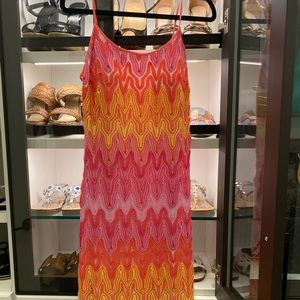 Lilly Pulitzer multi color maxi dress